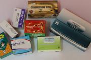 Pharmacitculas packaging
